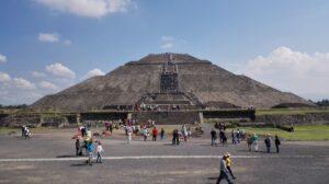 Lielā un krāsainā Meksika, ar atpūtu pie Karību jūras