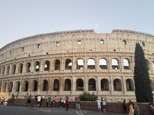 Elbas sala, Roma un Andrea Bočellī koncerts Toskānā