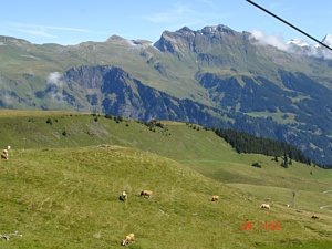 Kalnu un ezeru zeme Šveice