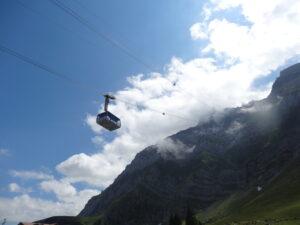 Šveices Alpi un Bodenes ezers