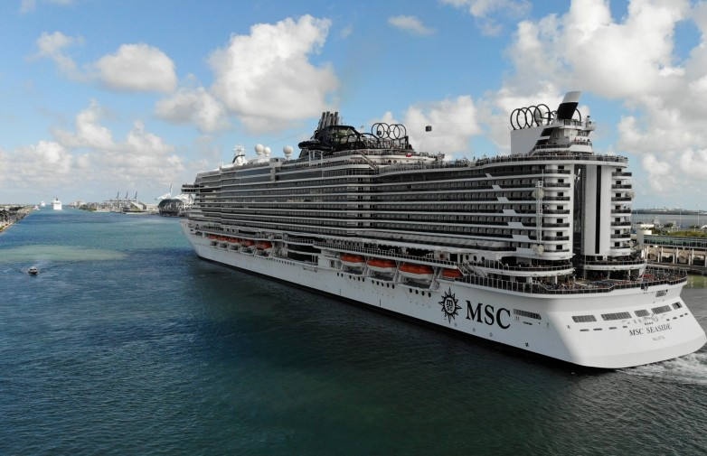 MSC Seaside ir lielisks kuģis, lai vienlaicīgi būtu Itālijā un baudītu itāļu virtuves labumus un…