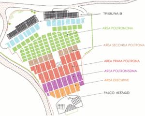 Andrea Bočellī koncerts romantiskajā Toskānā