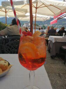 Serravalles outlets, Monterosa, Ortas ezers un vīns