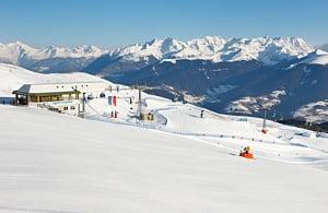 Ziemas prieki Dienvidtirolē – Kronplatz
