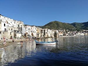 Sicīlijas Dienvidi un atpūta pie Tirēnu jūras